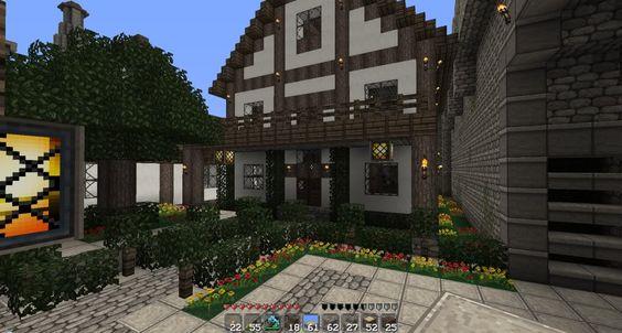 Medieval Minecraft House Designs
