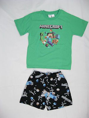minecraft sleepwear for boys | Kool Kids Clothing Shop Products ...