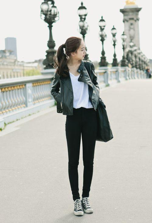 #fashions #streetstyles #ulzzang #korean:
