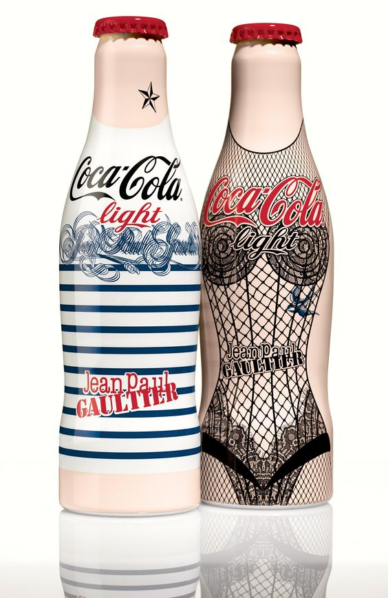 """Coca-Cola """"Night & Day"""" by Jean-Paul Gaultier"""
