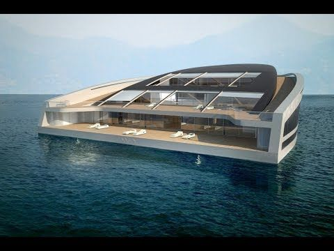 Bill Gatesu0027 $1.4 Billion Concept Yacht House Is Out Of This World [Video]    Itu0027s Called The Wally Hermes Yacht (WHY) And Offers A 200 Sq M (2152 Squ2026