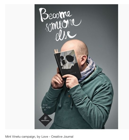 idea of manipulation to make cover of book skull of person reading, like the concept of getting lost in a book, becoming someone else