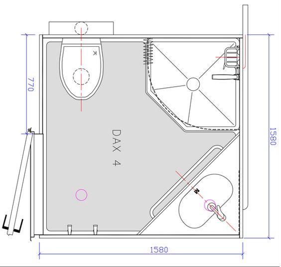 une cabine pr fabriqu e offre une douche un wc et un lavabo en un seul bloc elle est la. Black Bedroom Furniture Sets. Home Design Ideas