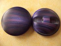 7 violette Knöpfe 23mm (1272-2) Mantelknöpfe Knopf
