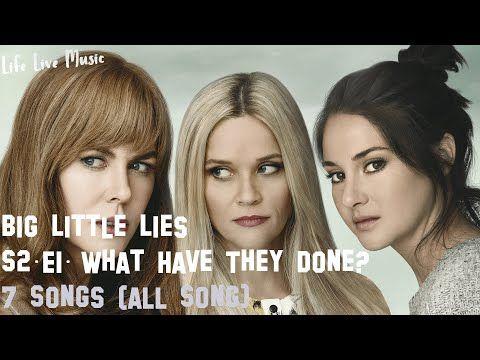 Big Little Lies Season 2 Episode 1 All Soundtrack 2x1 Soundtrack Youtube Big Little Lies Soundtrack Songs Season 2 Episode 1