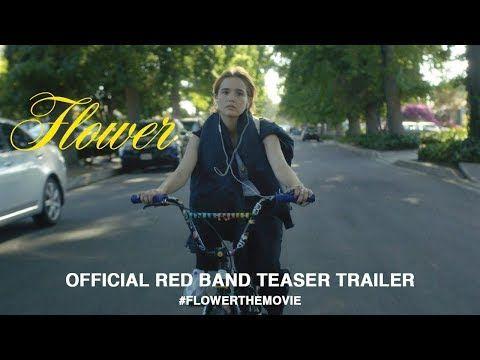 Flower 2017 Red Band Teaser Zoey Deutch Kathryn Hahn Komedie Trailery Red Band Zoey Deutch Kathryn Hahn