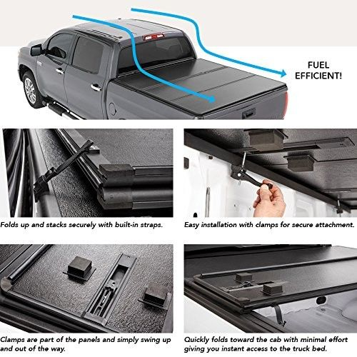 5 Top Most Durable Hard Tonneau Covers For 2020 Toyota Tundra