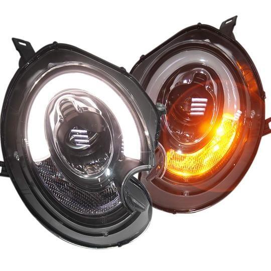 Mini Cooper Headlights Mini Cooper Mini Custom Headlights