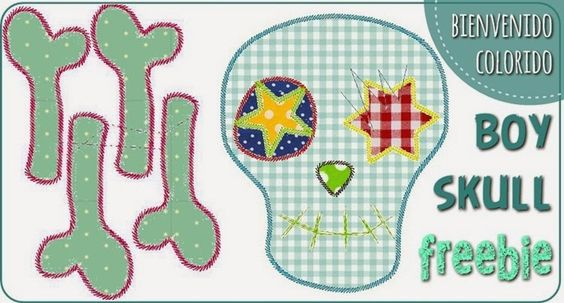 bienvenido colorido: Freebie: BOYSkull: Made4Boys Challenge und Verlosung!