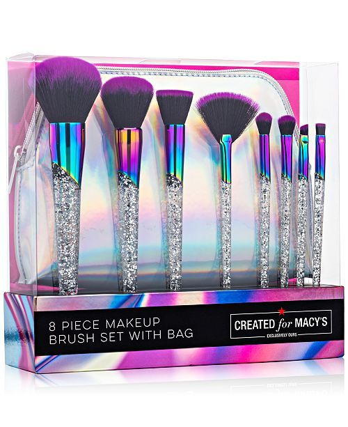 Www Macy Com Galatic Brush Set Makeup Brush Set Beauty Makeup