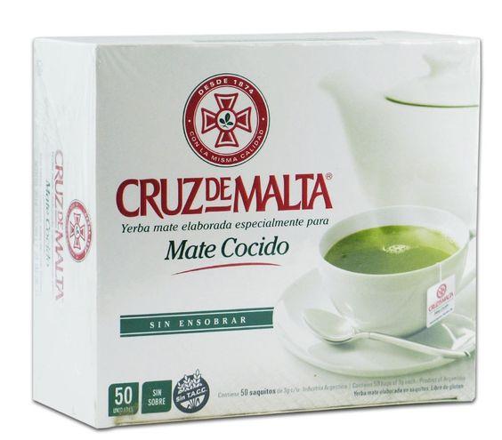 CRUZ de MALTA - Yerba Mate