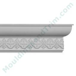 Our polyurethane crown moulding will add exquisite detail to your home.  MLD350034