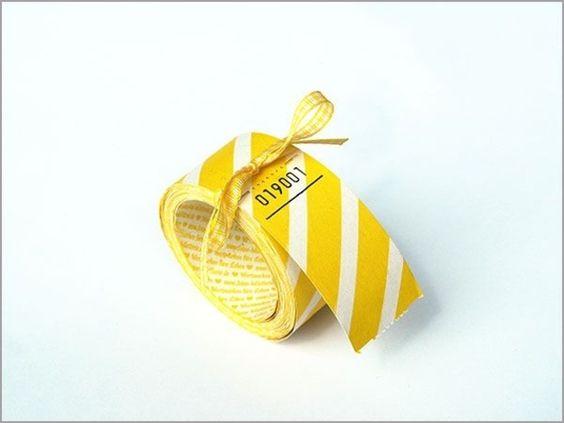 """Etiketten - Blanko Wertmarken """"Gelb/Weiß"""", 100Stck - ein Designerstück von Feine-Billetterie bei DaWanda"""