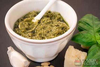 Receita de Molho de alho e ervas em receitas de molhos e cremes, veja essa e outras receitas aqui!