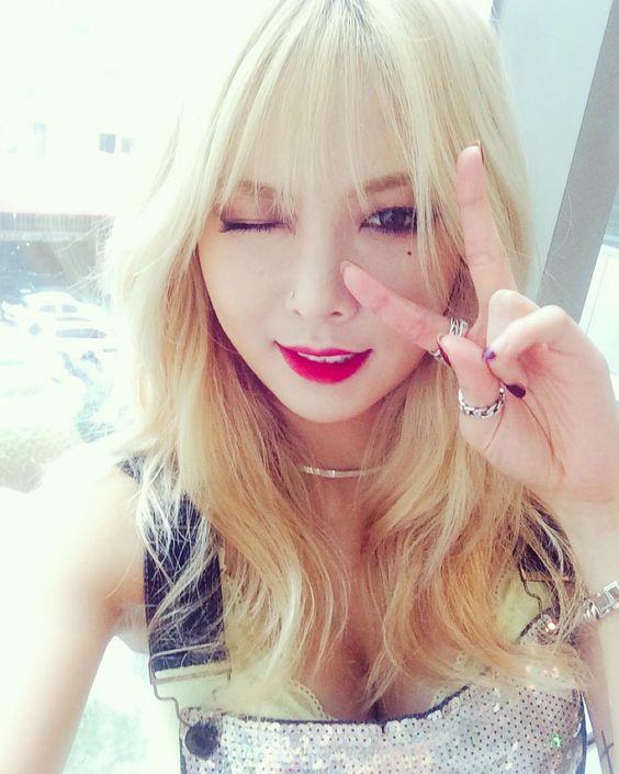 #Hyuna #4minute