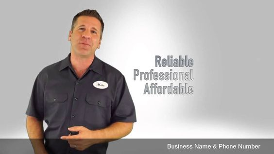 HVAC SERVICES - Video Commercial - Order #858 ----CALL 386-246-2499 TO ORDER...  This pre-made video commercial is perfect for growing your business on YouTube, Facebook and all social media. http://ppcadsmanager.com/gallery-of-video-commercials/