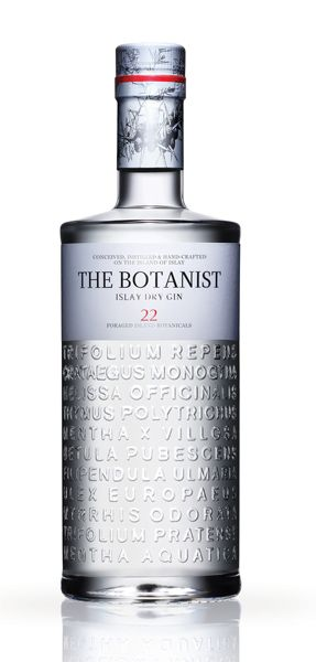Botanist Islay Dry Gin boasts aromas of sweet menthol, apple, juniper, coriander, citrus peel, honey, coconut, wild mint and summer meadows. The taste is rich and mellow with citrus freshness that excites the palate. - Distiller's Notes