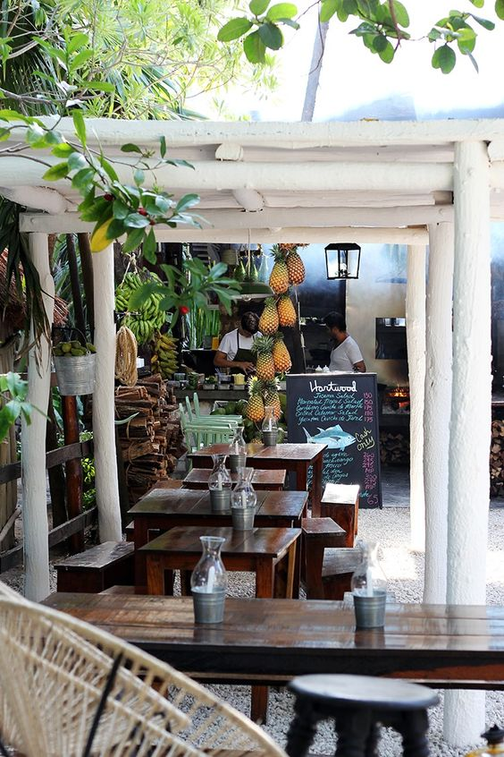 Where to Eat, Stay & Spend Time in Tulum   Damsel In Dior