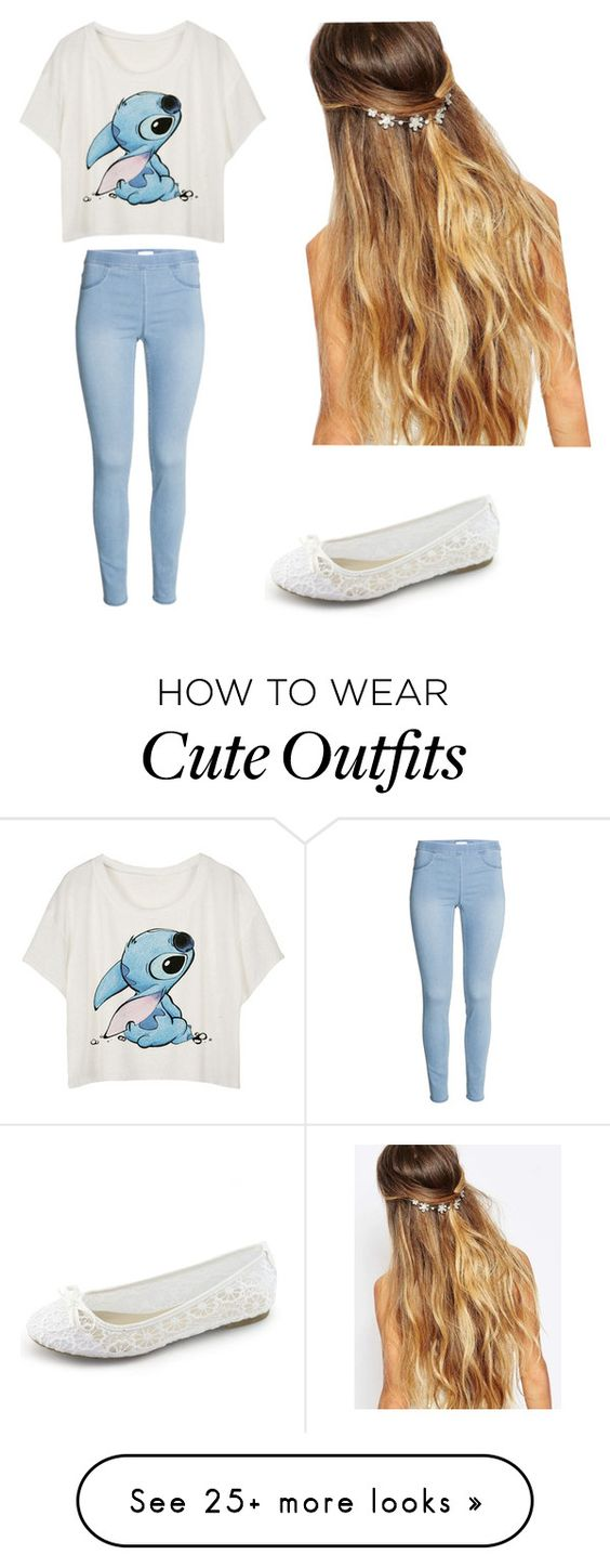 """""""Cute Teen/Young Adult outfit"""" by phebsxoxo on Polyvore featuring Johnny Loves Rosie, women's clothing, women, female, woman, misses and juniors"""