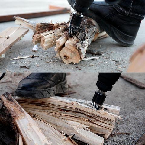 FirewoodDrillBit 32/42/45MM – bestgooods