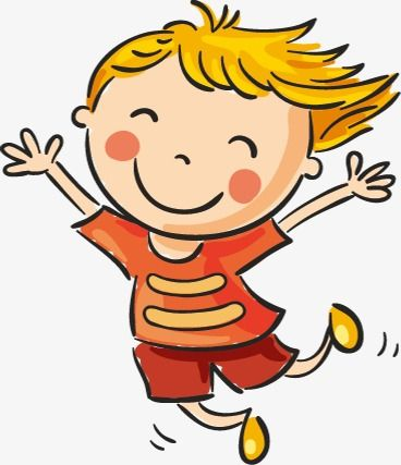 Happy Child Clip Art - Png Download (#5279497) - PinClipart