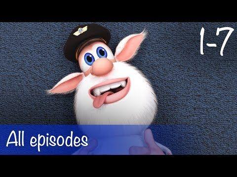 Booba Los 7 Episodios Dibujos Animados Para Ninos Youtube All Episodes Cartoon Kids Cartoon Gifs