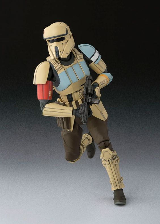 S.H. Figuarts - Skarif Stormtrooper: