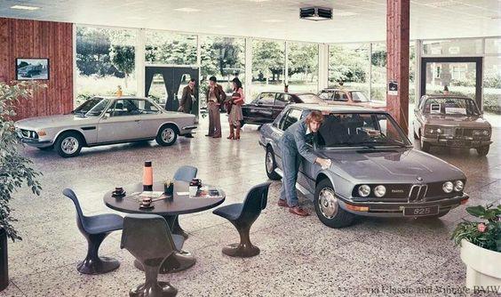 Dealer 1970's