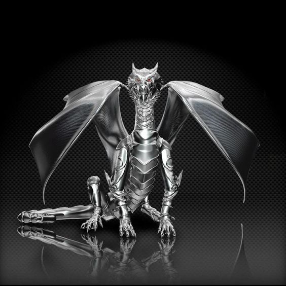 Silver items wallpaper hd 2012 dragon wallpapers for Silver 3d wallpaper