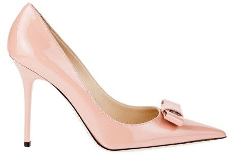 Jimmy Choo Pink Bow shoe; another beauty for the mother of.....