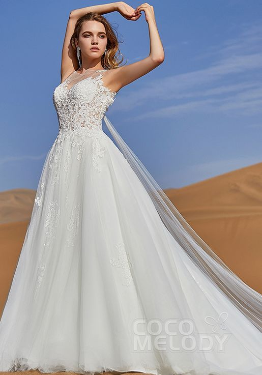 CocoMelody LD5815 Wedding Dress - The Knot