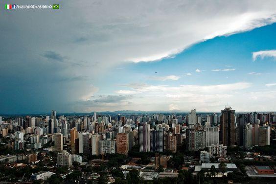Curitiba (PR) - Panorama www.italianobrasileiro.com   #Paraná |