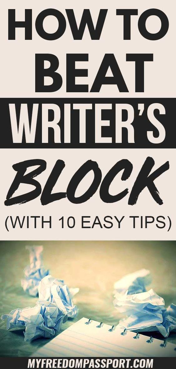 10-ultimate-ways-to-defeat-writers-block