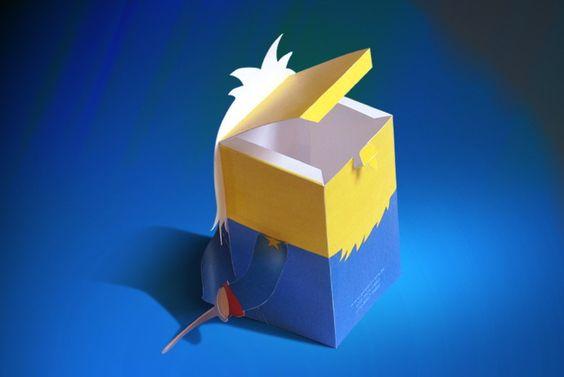 Embalagem para doces Le Petit Prince | PeuArt Ateliê Digital | Elo7