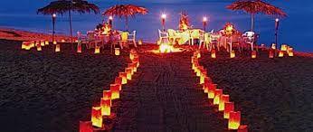 decoracion con velas - Buscar con Google