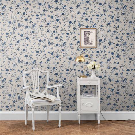 behang. Black Bedroom Furniture Sets. Home Design Ideas