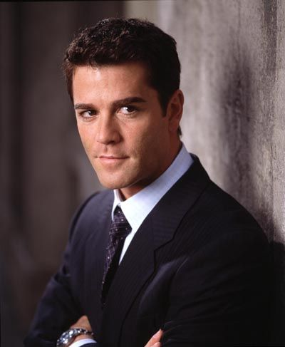 """This photo is actually taken on the set of """"Sue Thomas FBEye"""".  FBI Agent Jack Hudson is played by our favorite actor Yannick Bisson from Murdoch Mysteries."""