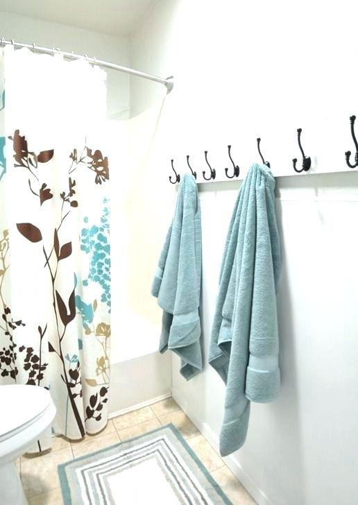 Bathroom Ideas Towel Racks With Images