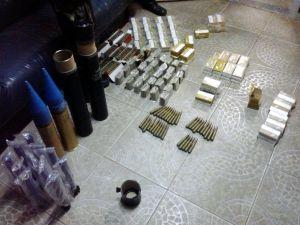 Polícias ajudam a encontrar munições furtadas do Exército