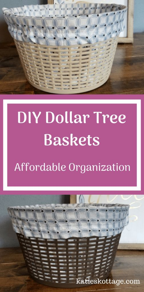 Diy Dollar Tree Baskets Dollar Tree Organization Idea Diybaskets Dollartreediy Dollar Tree Baskets Dollar Tree Organization Dollar Tree Crafts