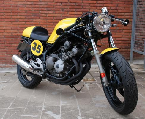 Favorit yamaha seca 2 cafe racer - Buscar con Google | // motorcycles cafe  YS28