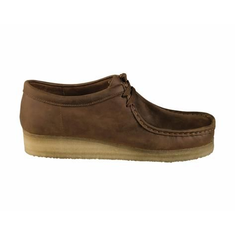 shop for mens clarks originals wallabee oxford casual shoe