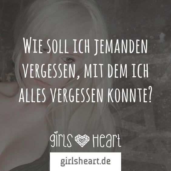 mehr sprüche auf: www.girlsheart.de #partner #beziehung #trennung
