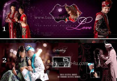 Free Download Wedding Album Psd Templates 12x36 Collection For Photoshop Indian Wedding Album Design Photo Album Design Marriage Photo Album