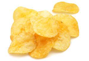 Bild: Kartoffelchips natur