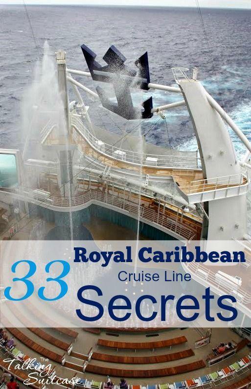 33 #RoyalCaribbean #Cruise Line Secrets #Travel #SafariRealEstate #RealEstate #DFW #TX www.moirasellshomes.com