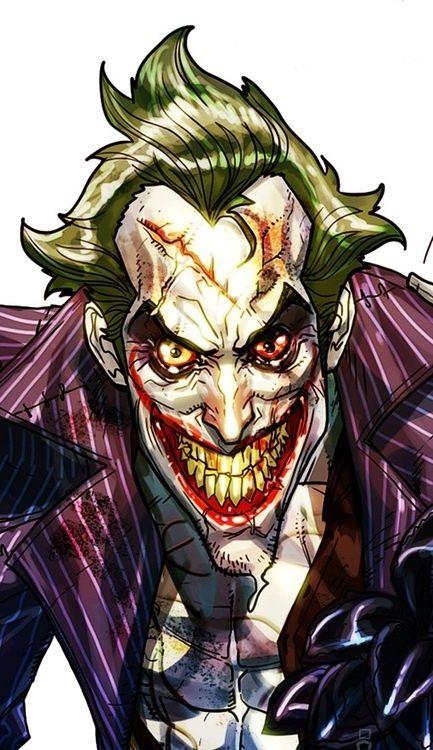 The Joker: