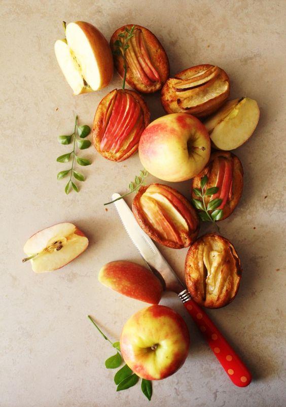 Apple and Maple Financiers Recipe