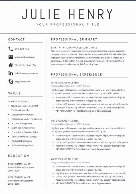 23 Teacher Resume Examples 2020 In 2020 Teacher Resume Template