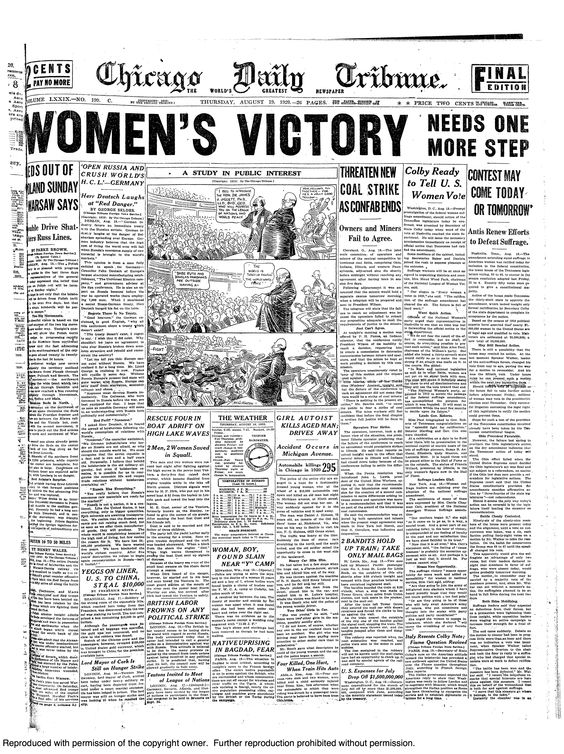 women voting rights This paper analyzes the history of women's voting rights in new jersey during the american revolutionary period new jersey was the first american state to.